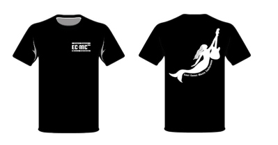 Tshirt-Black ECMC-Mermaid_web